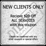 diesel salon coupon $20